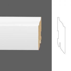 Grindjuostės - Rex 16 x 80 mm (dažymui) / 221683