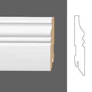 Grindjuostės - Faun 16 x 100 mm (dažymui) / 222617