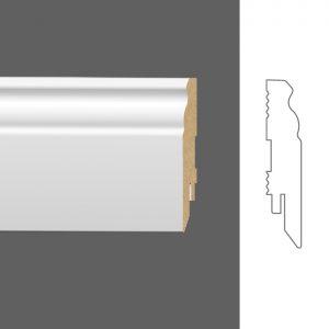 Grindjuostės - Naxos 16 x 80 mm (dažymui) / 2222888