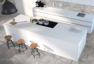 Classen sienų ir grindų vinilinė danga - Ceramin Vario - White Tadelakt / 44062
